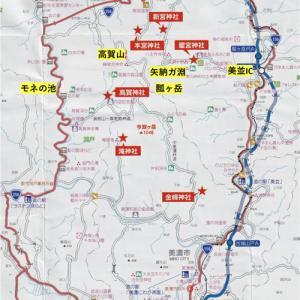 GL1200サイドカー 21 1/2 高賀六社巡り 高賀神社 瀧神社 金峰神社