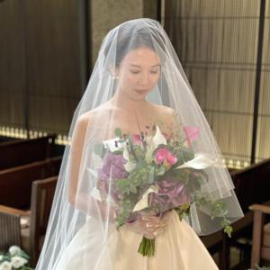 長女の結婚式 河文 名古屋