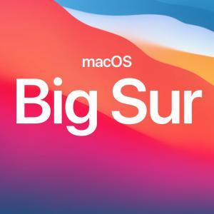 Apple バージョン11となる「macOS Big Sur」を発表