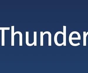 Thunderbird メールの設定が「セキュリティ例外を承認」が表示されずメール送信ができない。