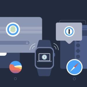 1Password 7.7 Apple Watchでのロック解除に対応(要 T1チップ or T2セキュリティチップ)