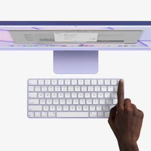 Apple Magic Keyboard Touch ID 前世代の Magic Keyboardと比較してみた