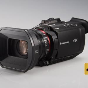 さて月末月初はPANASONIC HC-X1500 デビュー
