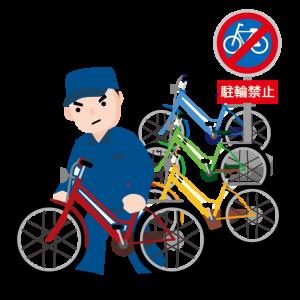 「ならず者の自己中な理屈」と「迷惑自転車への対策が難しい」というお話。