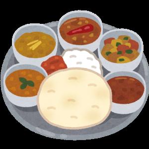 ターリー、ミールス、ライス アンド カレー・・・近頃、南アジアの料理に目覚めつつあるというお話。