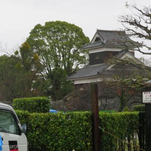 熊本地震から約4年~ 一月時点の熊本城