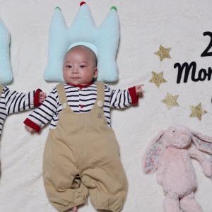 【双子/赤ちゃん】我が家の赤ちゃんを紹介!可愛い双子の男の子!