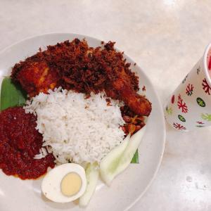 クアラルンプールでナシレマが1番美味しい!お店はココ!
