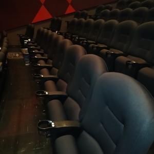 自粛明けの映画館
