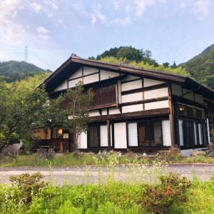 長野県泰阜村の旅~左京の宿~