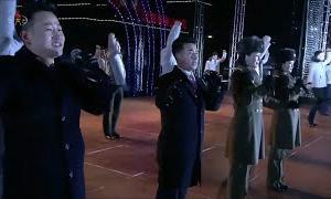 三池淵管弦楽団&牡丹峰電子楽団 我らは革命の継承者(우리는 혁명의 계승자) 日本語歌詞字幕付き