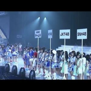AKB48 Team Shuffle 2012 in TOKYO DOME ~1830m no Yume~ Maeda Atsuko Graduation Concert