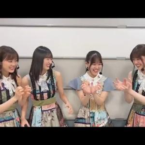 【松村沙友理卒業コンサート】乃木坂46運営が粋な計らいを・・・だめだ、これは泣いてしまう・・・