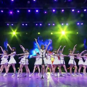 2013-05-25 SNH48 《飞翔入手》 (フライングゲット/Flying Get) Blooming For You concert