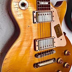 レリックギターについて (自画自賛ブログです笑笑)