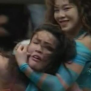 女子プロレス 井上貴子 vs みなみ鈴香