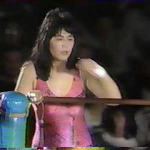 全日本女子プロレス 1989 沖縄県名護市営体育館