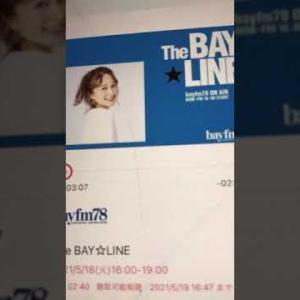 The BAY☆LINE 有村昆降板に際し岡田ロビン翔子さん、島村幸男さんによる冒頭の挨拶