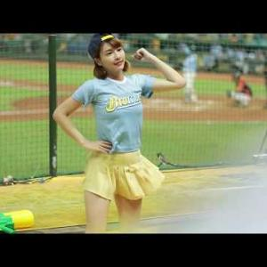 [2018-06-09] Passion Sisters 峮峮 - 陳子豪應援 (B COOL 涼水主體日)@ 台中洲際棒球場