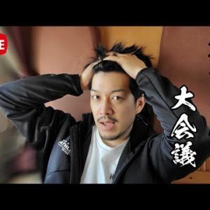 帽子取ります!散髪後ライブ!旭川市で飲食しながらダイキの大会議。~北海道キャンピングカー冒険 179市町村
