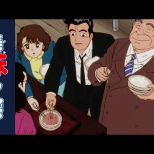 「飯の友」46話後編   美味しんぼ   [ENG sub]