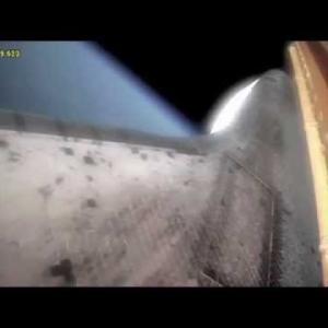 【感動】スペースシャトルSRB 発射から地球帰還まで