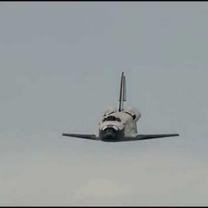 STS 128 「ディスカバリー」ランディング NASA