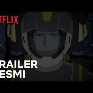 Mobile Suit Gundam Hathaway | Trailer Resmi | Netflix