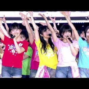 【LIVE】桜、みんなで食べた (AKB48グループ 春コン in さいたまスーパーアリーナ ~思い出は全部ここに捨てていけ!)/HKT48[公式]