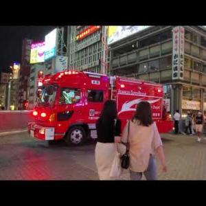 【速報】大阪・戎橋で人が浮いて来ないとの騒ぎがあり…(事件・事故の両面で現在も捜索中) 🚒:*🚨:*:🚑