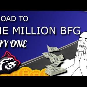 BetFury - Road to ONE MILLION BFG (How I Made 40K BFG Tokens in One Day)