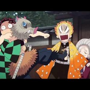 我妻善逸 面白いシーン ⚡️⚡️⚡️ funny zenitsu 鬼滅の刃 kimetsu no yaiba Demon Slayer