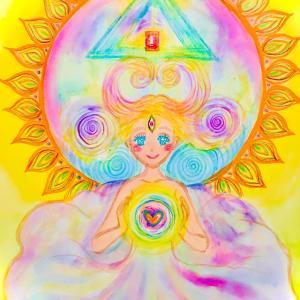 古代レムリアの記憶 『はじまりの水晶』