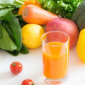 野菜ジュースだけ飲んでいれば、大丈夫?