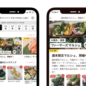JA横浜とクックパッドマートが連携!横浜産農畜産物・食材をアプリで注文、地産地消を応援しよう!