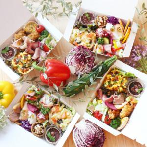 ビュッフェ料理を個包装で提供する「hacocoroBOX」アソビルPITCH CLUBなど横浜3店舗でも対応!