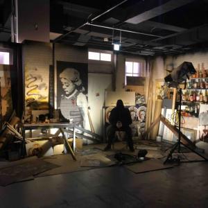 「バンクシー展 天才か反逆者か」が完全事前予約制で再開!アソビル横浜で5月30日から。