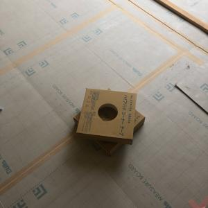 秋田市内新築住宅の内装工事に入りましたー