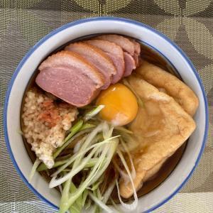 今日は鴨蕎麦です!愛犬と札幌散歩&オヤジの手料理120日目昼