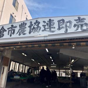 鎌倉野菜とお魚と(鎌倉市農業連卸売所)