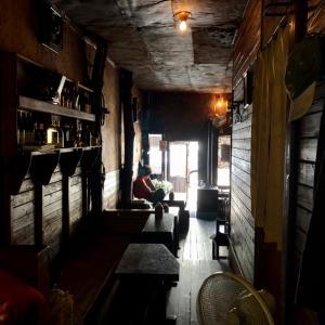 北鎌倉のレトロな喫茶店(侘助)
