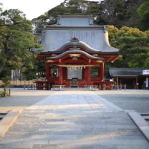 朝の鎌倉散歩