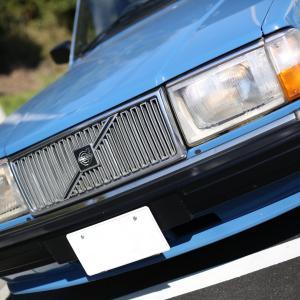 僕の'92 Volvo 240