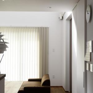 コイズミのライトコントローラで照明スイッチを集約 - 生活動線を意識した照明計画