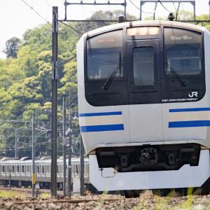 E217系(横須賀・総武快速線)編成写真@モノサク🍓