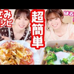 【ダイエット】やみつき!美味しすぎる簡単ささみレシピ【はるあんちゃん】