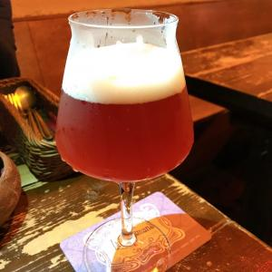 クラフトビールデビューしました。シードル&ビア カラハナ