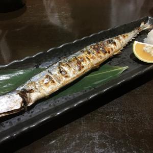 【角ハイ☆2つ】旬のサンマを味わいに海鮮居酒屋 根室へ