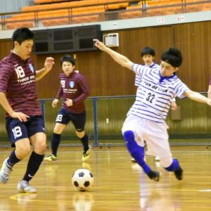 愛知県フットサルリーグ4部開幕戦