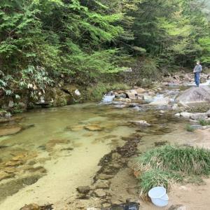 七瀬川渓流釣り場に行ってきた!!